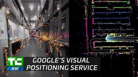 vps  googles indoor positioning tech youtube