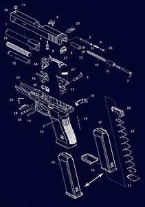 Glock 40 Diagram