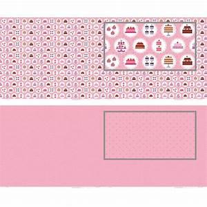 Acheter Feuille De Stratifié à Coller : feuilles de papier d coratif coller cupcakes x2 ~ Premium-room.com Idées de Décoration
