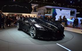 I am pleased to tell you that it has sold for 16.7 million euro. Bugatti La Voiture Noire is the Most Expensive New Car Ever Sold - The Car Guide