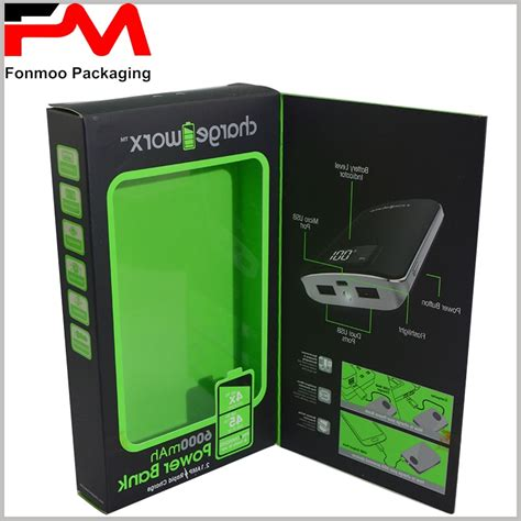 power bank packaging custom packaging boxes wholesale  china
