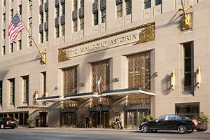 The Waldorf Astoria Is Has Turned Into Luxe Residences