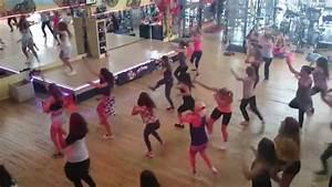 Stage Hip hop par Laurine POLLIO Viva Fitness Lunel YouTube
