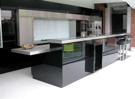 cuisine gris davaus geoffreys cuisine by design ta avec des