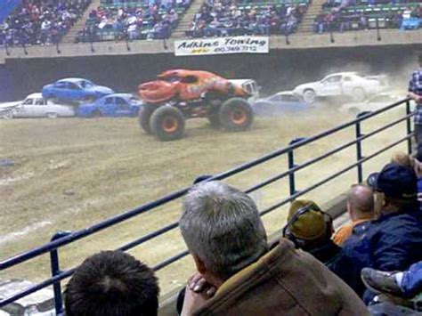 monster truck show salisbury md crustation freestyle competition monster truck winter