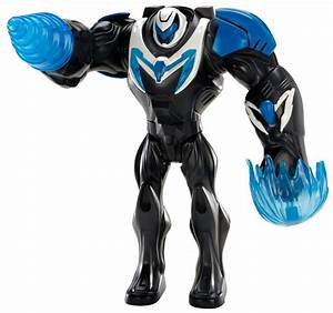 Amazon.com: Max Steel Drill Strike Max Figure, 12-Inch ...
