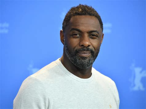 Asgard's guardian otherwise known as Idris Elba is world's ...