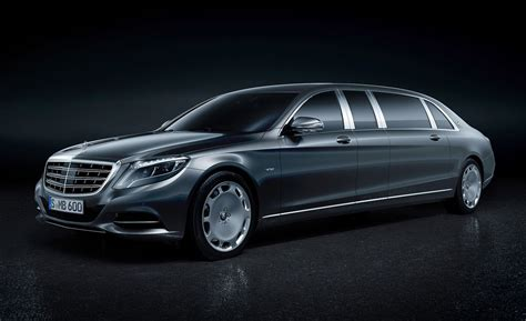 2018 Mercedes-maybach Pullman: 25 Cars Worth Waiting For