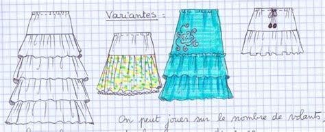 tuto tablier de cuisine jupes à volants pop couture