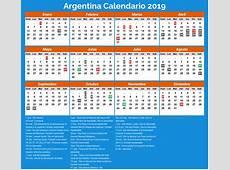 Pretty Calendario 2019 Argentina Descargar Calendario 2019