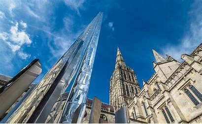 Sally Salisbury Glass Jackson Fawkes Cathedral Surrounds