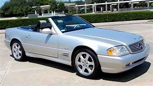 2002 Mercedes Sl500 Silver Arrow