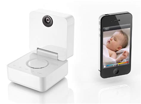 baby monitor iphone turn your iphone into a baby monitor with withings