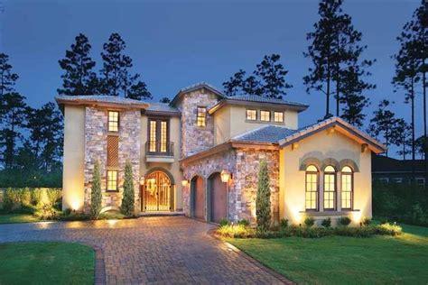 Eplans Mediterranean House Plan  Courtyard Luxury 3031
