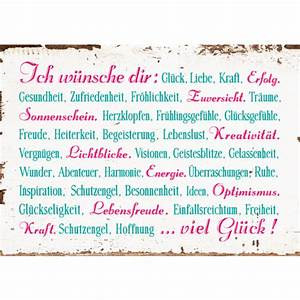 Was Kann Man Seiner Besten Freundin Zum Geburtstag Schenken : ich w nsche dir bild1 geschenke pinterest ~ Frokenaadalensverden.com Haus und Dekorationen