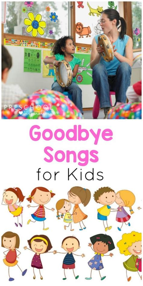 preschool goodbye songs that and teachers 775 | Goodbye Songs for Preschool 512x1024