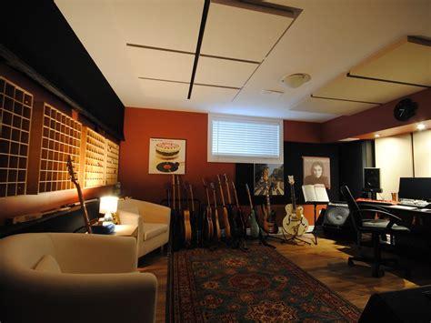 home  recording studio accoustic treatment setup