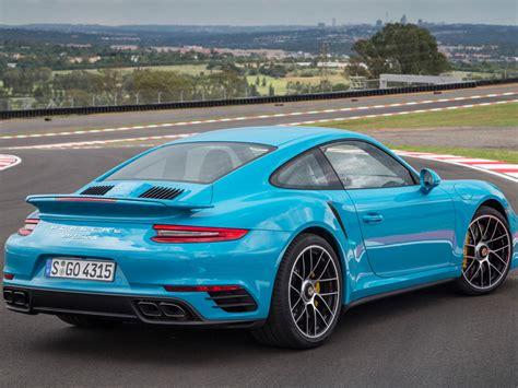 Fuer Die Rennstrecke Der Neue Porsche 911er Turbo by In 2 9 Sekunden Auf 100 Porsche 911 Turbo S Der