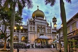 Main Religions in Singapore