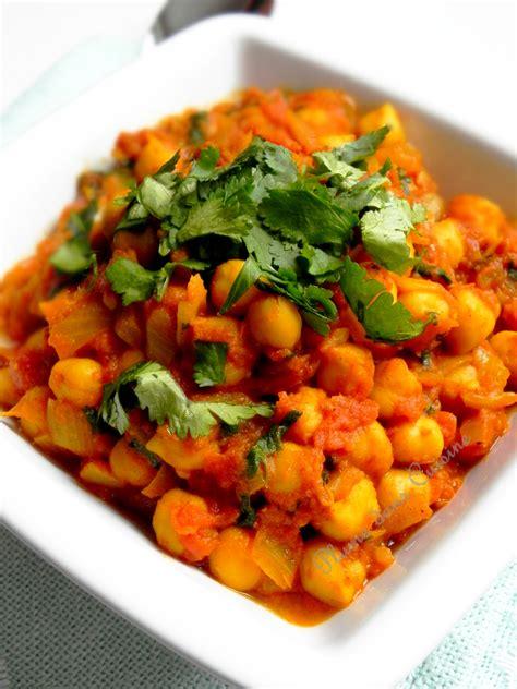 cuisiner des pois chiches curry de pois chiches 224 l indienne une plume dans la