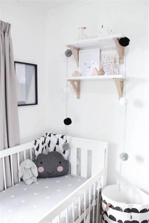 chambre bebe design scandinave décoration chambre bébé scandinave