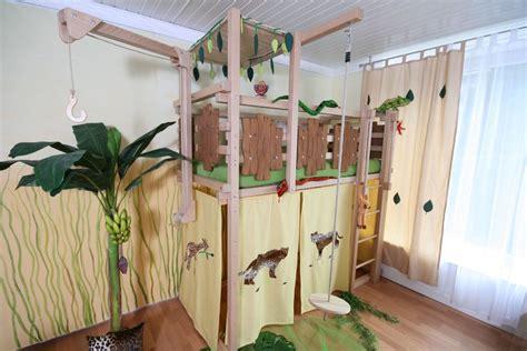 Kinderzimmer Junge Dschungel by Hochbett Dschungel Bei Oli Niki Bestellen