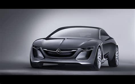 2018 Opel Monza Concept Grey Background 3 2560x1600