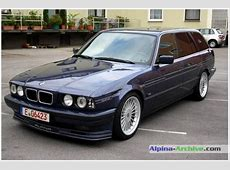 AlpinaArchive Car Profile BMW Alpina B10 46 Touring #01