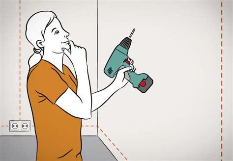 Richtig Bohren Tipps Fuer Perfekte Bohrloecher by Richtig Bohren In 7 Schritten Obi Ber 228 T