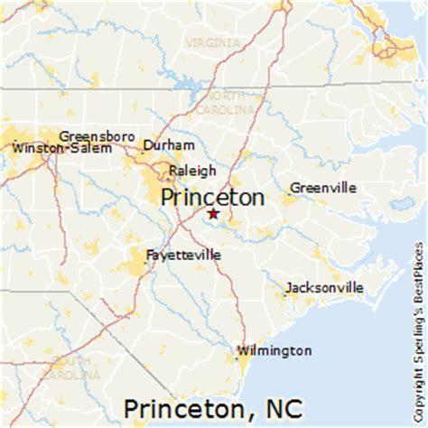 places    princeton north carolina