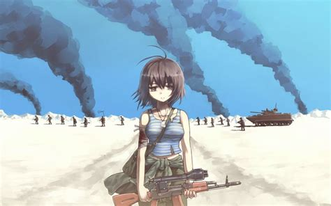 anime soldier dead soldiers wallpapers 1200 nightcore 1920