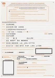 Cerfa Perte Permis De Conduire : tendances mode du moment style nouveau formulaire cerfa 02 permis de conduire ~ Gottalentnigeria.com Avis de Voitures