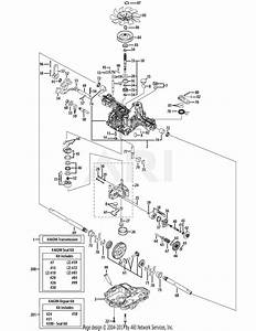 Troy Bilt 13wqa2kw011 Super Bronco 54  2015  Parts Diagram