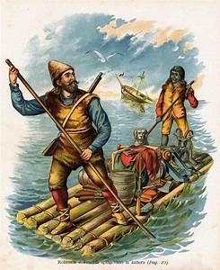Cours De Franais 5e Robinson Cruso Daniel Defoe