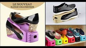 Range Chaussure Magique : nouveau range chaussure rangement magique boite basket sneakers talons ~ Teatrodelosmanantiales.com Idées de Décoration