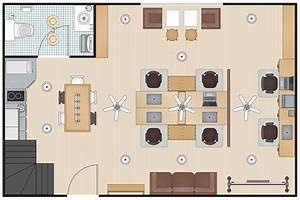 Office, Layout, Plans, Solution