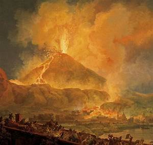 The Eruption of Mount Vesuvius | Hstry