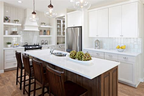 pictures of painted kitchen cabinets modern meets traditional showhome sunday 7481