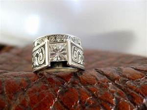 travis stringer western wedding rings love pinterest With custom western wedding rings