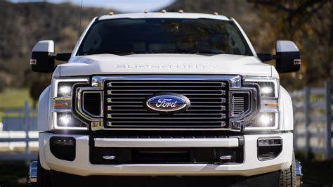 ford   super duty limited crew cab