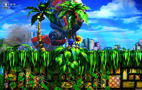 emerald hill zone act  sonic fan remix gallery