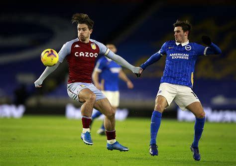 Brighton 0 Aston Villa 0 - Report   Express & Star