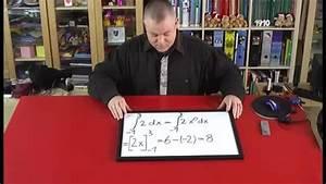 Integral Online Berechnen : bestimmtes integral und fl cheninhalt beispiel 1 mathematik online lernen ~ Themetempest.com Abrechnung