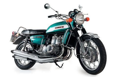 1976 Suzuki Gt750 by Bike Icon Suzuki Gt750 Visordown