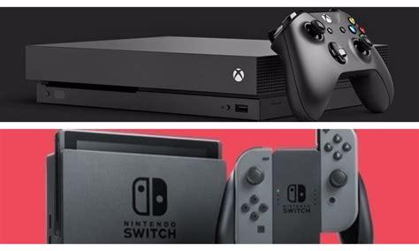 xbox one x vs nintendo switch is the xbox one x worth it