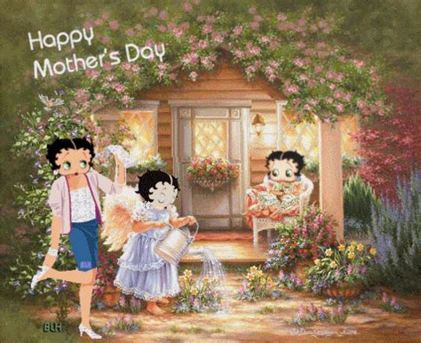 betty boop happy mothers day pictures   images
