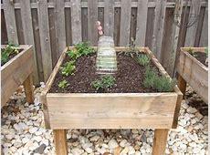 Raised Garden Bed on Legs! 3 Steps