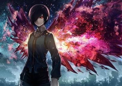 Ghoul Tokyo Touka Anime Background
