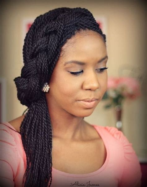 45 micro braids styles to upgrade your hairstyle trending