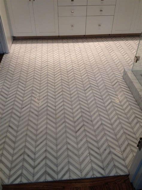 Chevron Bathroom Ideas by More Bathroom Floor Tile Ideas Chevron Yes